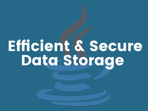 Efficient & Secure Data Storage