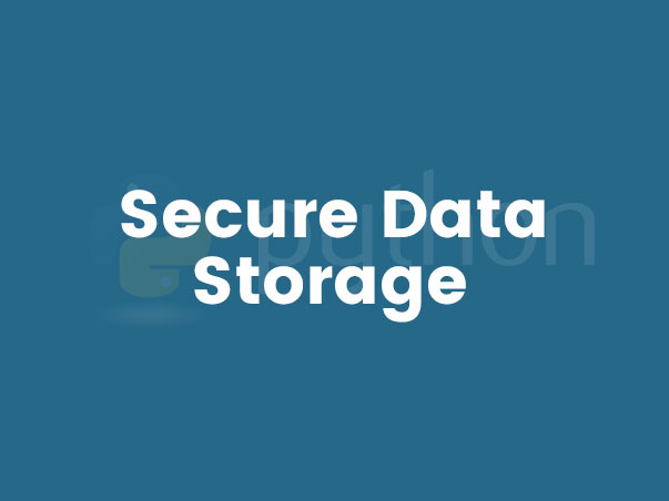 Secure Data Storage