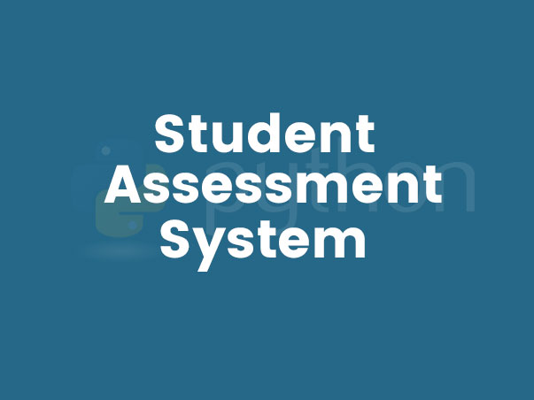 Student Assestment System